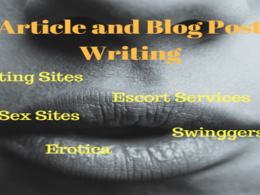 Write one SEO optimized Adult article of 500 words in 24 hrs