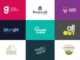 Design a unique and professional logo + source files