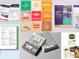 Do 24  pages layout designs (ebook, brochures, Indesign..)