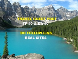 Write & Guest Post on 2 High DA Travel Sites