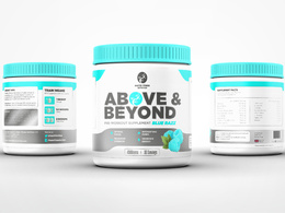 Design a professional label for your packaging product
