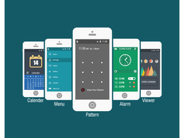 Do custom work for Android and ios