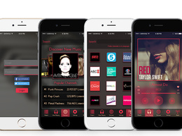 Design stunning UI & UX app mockup