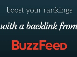 WRITE & PUBLISH Your Article on Buzzfeed With Do-follow Link