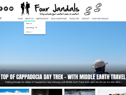 Publish Your Guest Blog Post on Four Jandals Travel Blog