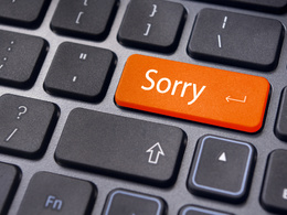 Write an Apology (up to 500 Words)