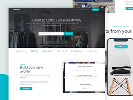 Design a unique UX/UI website design with unlimited revisions
