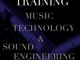 Provide music technology training in Cardiff