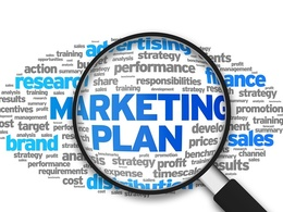 Write a professional marketing plan for your business