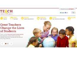 Publish a guest post on teach.com DA 62