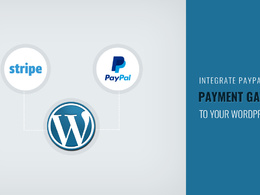 Integrate Paypal/Stripe/Paygate/Payumoney/Payulatam in wordpress