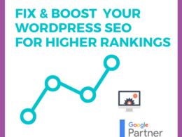 Fix Your Wordpress SEO For Higher Rankings
