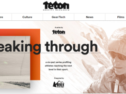 Write and Publish Guest Post on TetonGravity.com (DA68, PA74)