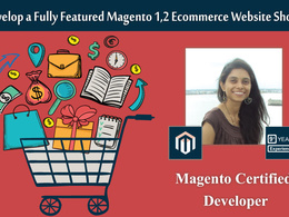 Develop a fully featured Magento 1,2 ecommerce website shop