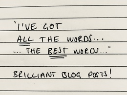 Write a well researched, SEO optimised 500 word blog post, fast.