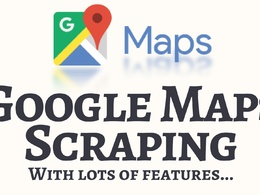 Do Google Map Scraping For B2B Lead With Email