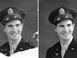 Restore retouch photo restoration, repair,fix professionally