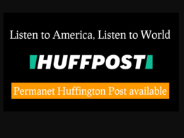 Publish Guest Post On Huffington Post With HQ Article