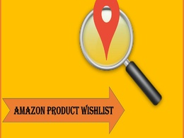 Do 500 amazon TOS friendly product wish listing with review vote