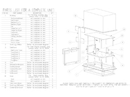 Convert your idea into a 3D model & set of manufacturing drawing