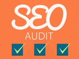 Perform a professional SEO audit of your website
