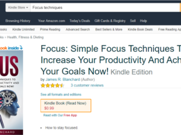 Optimize your product listing on Amazon Store