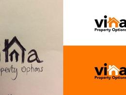 Convert you idea into a beautiful vector logo