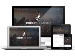 Convert design to responsive HTML/CSS/JS template
