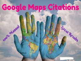 Do 70 google map citations for local SEO