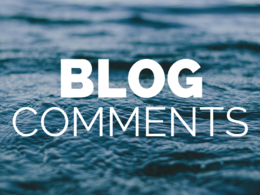 Post High Quality Comments On Your Blog