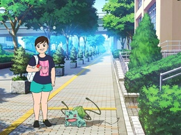Draw you as pokemon character