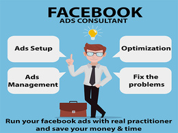 Create, optimize, manage and fix your facebook ads