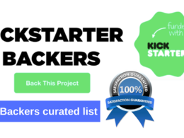 Drive Backers To Your Kickstarter Campaign