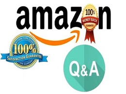 Create 20 Amazon Questions And Answers For Product Ranking