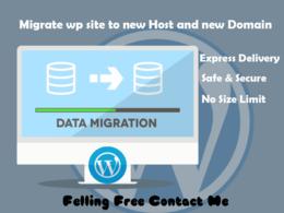 Migration or Clone or Transfer or Update WordPress Website