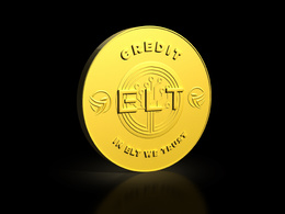 Design Awesome Gold Or Silver Coin With Logo