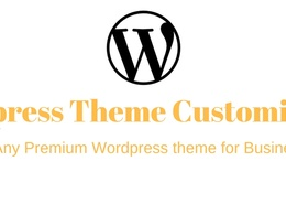 Customize any WordPress Website as per your Business requirement