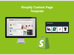 Add custom Template/fields in shopify
