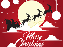 Design a Custom Christmas or 2018 New Year Greeting Card