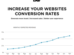 1 hour Increasing your websites conversion rates
