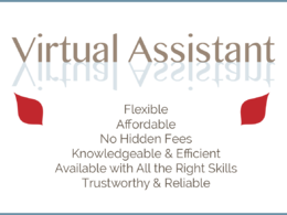 Be Your 6 hours trusty Professional Virtual Assistant Or VA