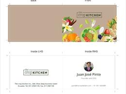 Design a Quick Professional Business card