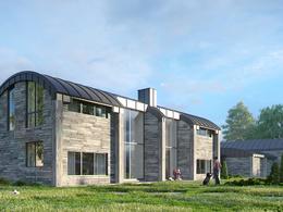 Architectural visualization / render