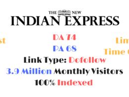 Write Publish Guest Post On Newindianexpress