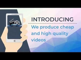 Create Animated Video And Upload On Top Video Sharing Sites