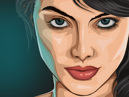 Draw your Portrait in Cartoon Style