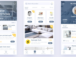 Make Wireframes & App Design  for your mobile apps