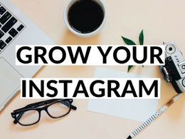 Grow your instagram profile organically