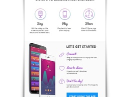 Design a HTML email campaign, HTML newsletter or Email template