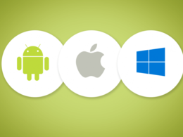 Develop iOS (iPhone/iPad) or Android Application from Scratch